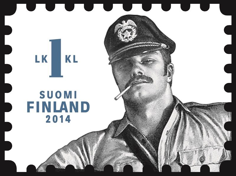 Tom-of-Finland-stamp