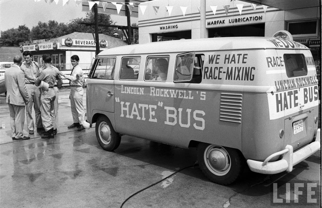 Riding the Hate Bus, 1961 (1)