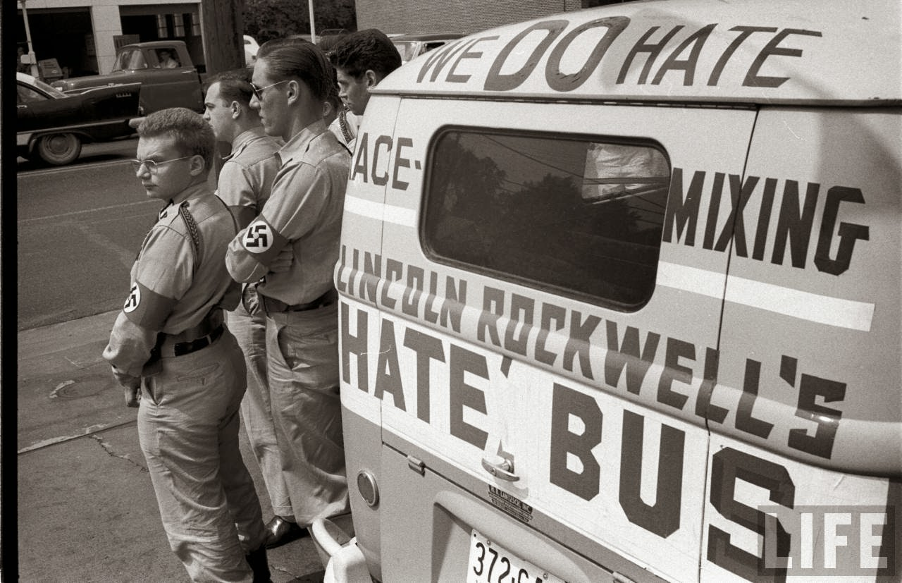 Riding the Hate Bus, 1961 (2)