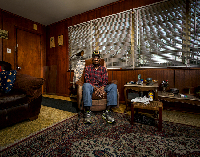 Richard Overton Austin Texas USA