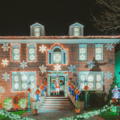 Dyker Heights, American Fantasy #3, Brooklyn, NY, December, 2014