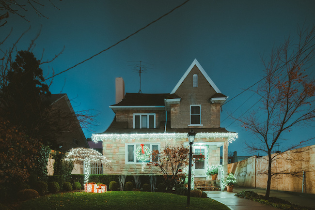 Dyker Heights, American Fantasy #27, Brooklyn, NY, December, 2014