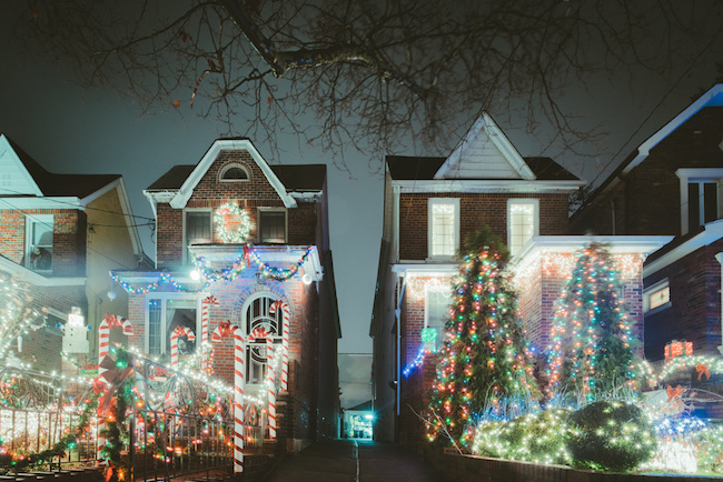Dyker Heights, American Fantasy #26, Brooklyn, NY, December, 2014