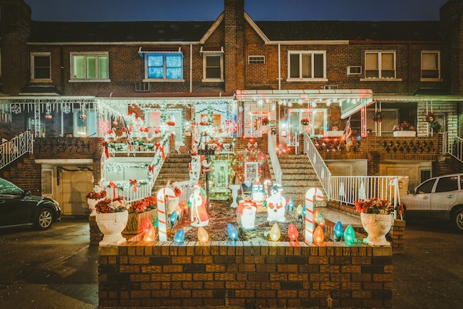 Dyker Heights, American Fantasy #18, Brooklyn, NY, December, 2014