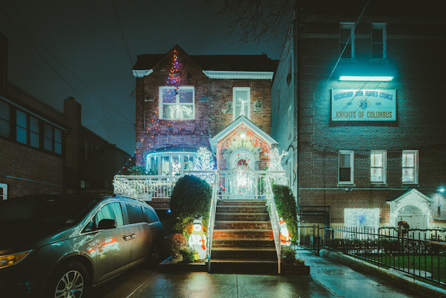 Dyker Heights, American Fantasy #22, Brooklyn, NY, December, 2014