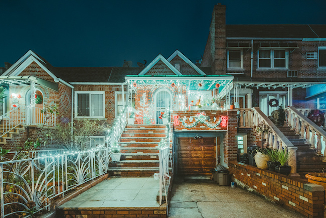 Dyker Heights, American Fantasy #21, Brooklyn, NY, December, 2014