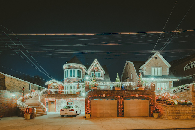 Dyker Heights, American Fantasy #9, Brooklyn, NY, December, 2014